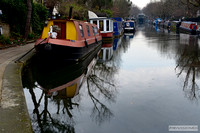 Little Venice houseboats